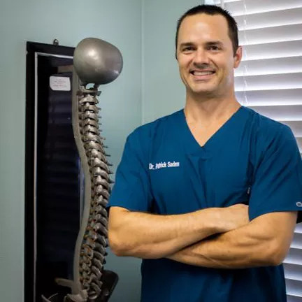 DR. SADEN AT BAYBRIDGE CHIROPRACTIC
